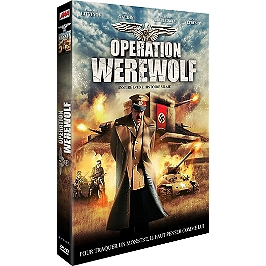 Operation werewolf, Dvd