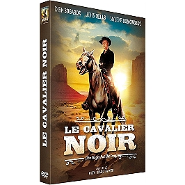 Le cavalier noir, Dvd