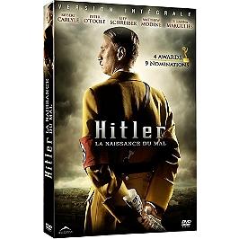 Hitler, la naissance du mal, Dvd