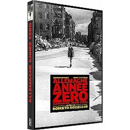 Allemagne année zéro, Dvd