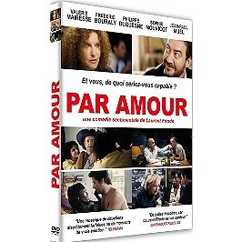 Par amour, Dvd