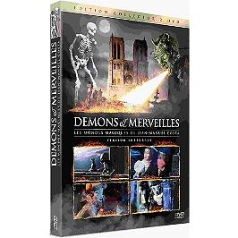 Coffret démons et merveilles : les mondes magiques de Jean-Manuel Costa, Dvd