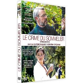 Le crime du sommelier, Dvd