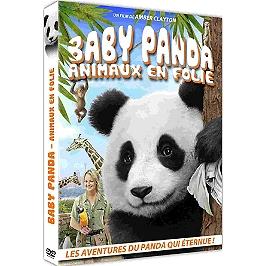 Baby panda, animaux en folie, Dvd