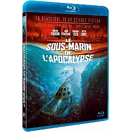 Le sous-marin de l'apocalypse, Blu-ray