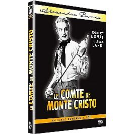 Le comte de Monte Cristo, Dvd
