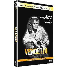 Vendetta, Dvd