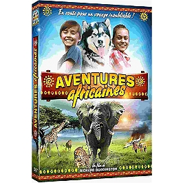 Aventures africaines, Dvd