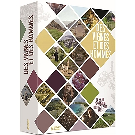 Coffret des vignes et des hommes, Dvd