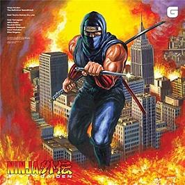 Ninja gaiden - Definitive soundtrack, Vinyle 33T