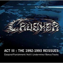 Act iii : the 1992-1993 reissues, CD