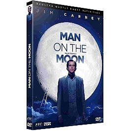 Man on the moon, Dvd