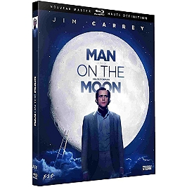Man on the moon, Blu-ray