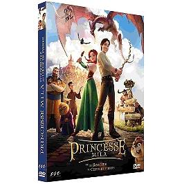 Princesse Mila et le sorcier au coeur de pierre, Dvd