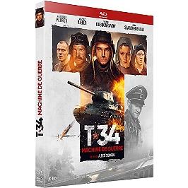 T-34, machine de guerre, Blu-ray