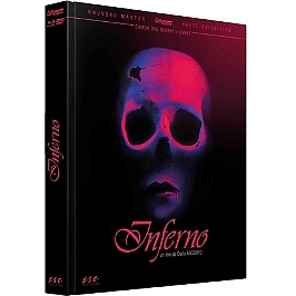 Inferno, Combo Blu-ray + DVD, Blu-ray