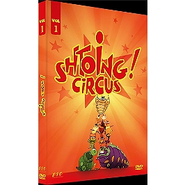 Shtoing ! Circus, vol.1, Dvd