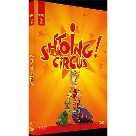 Shtoing ! Circus, vol. 2, Dvd