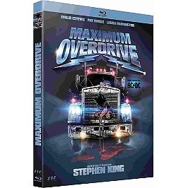 Maximum overdrive, Blu-ray