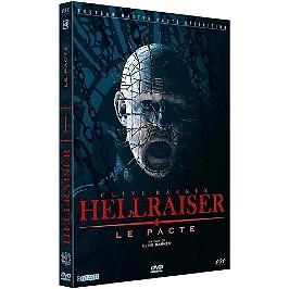 Hellraiser : le pacte, Dvd