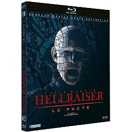 Hellraiser : le pacte, Blu-ray
