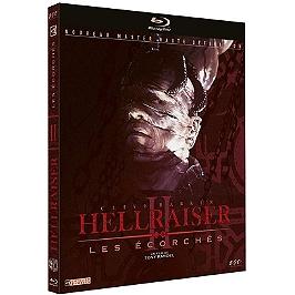 Hellraiser II : les écorchés, Blu-ray
