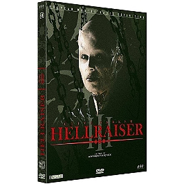 Hellraiser III, Dvd