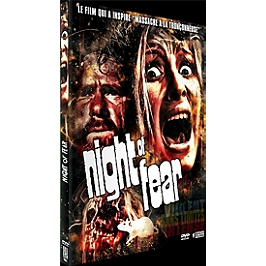 Night of fear, Dvd