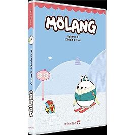 Mölang, saison 2, vol. 3 : l'école de ski, Dvd