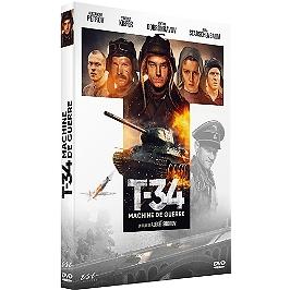 T-34, machine de guerre, Dvd