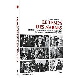 Coffret intégrale le temps des nababs, 8 épisodes, Dvd