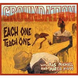 Each one teach one, CD Digipack