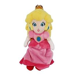 Peluche princesse Peach (23cm)