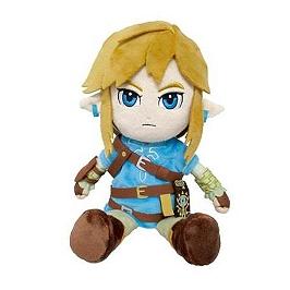 Peluche Link (21cm) Zelda Breath of the wild