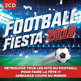 Football fiesta 2018, CD