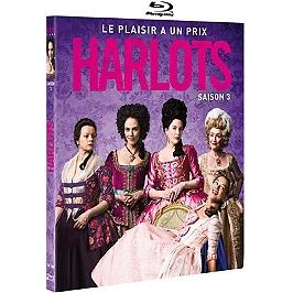 Harlots, saison 3, 8 épisodes, Blu-ray