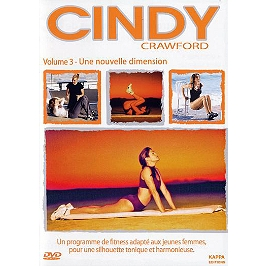 Cindy Crawford, new dimension, Dvd
