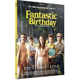 Fantastic birthday, Dvd