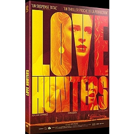 Love hunters, Dvd