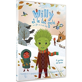 Willy et le lac gelé, Dvd