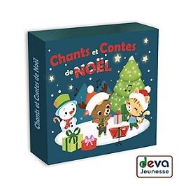 Chants et contes de Noël, CD Digipack