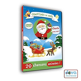 Comptines de Noël, Dvd Musical