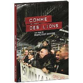 Comme des lions, Dvd
