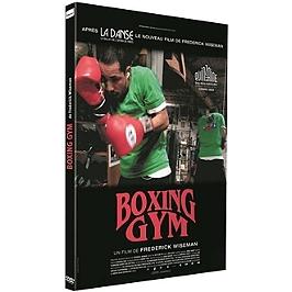 Boxing gym, Dvd