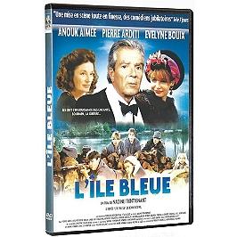 L'île bleue, Dvd