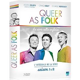 Coffret intégrale queer as folk, saisons 1 à 5, Dvd