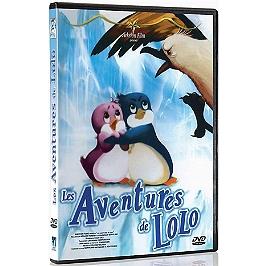 Les aventures de Lolo, Dvd
