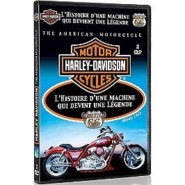 Coffret Harley Davidson : l'histoire d'une machine qui devint une légende, Dvd
