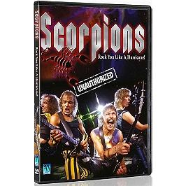 Scorpions, rock you like a hurricane !, Dvd