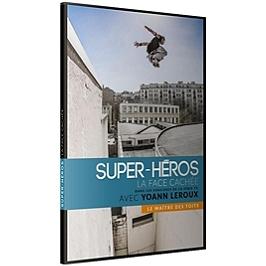 Super héros la face cachée : le maître des toits, Dvd